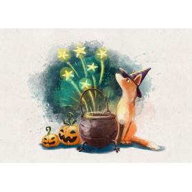 Veera Aro - Halloween Fox