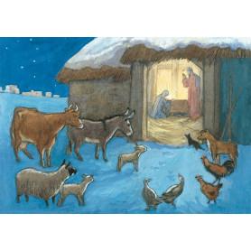 Molly Brett - Christmas scene