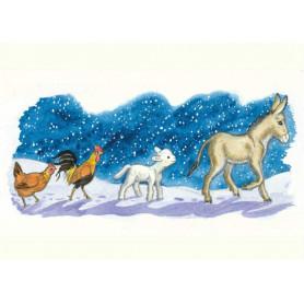 Molly Brett - Animals in the snow