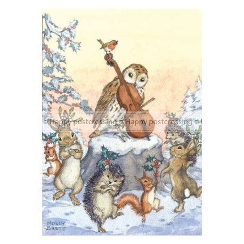 Molly Brett - A tune for Christmas
