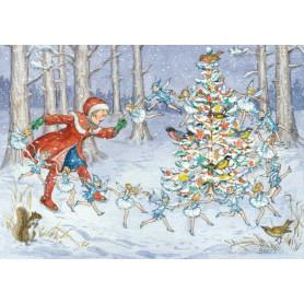 Molly Brett - The snow fairies