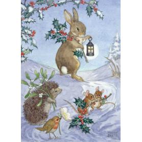 Molly Brett - Bunny lantern