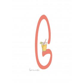 Fantasiebeestjes - Alfabet G