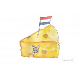 Fantasiebeestjes - Hollandse kaas
