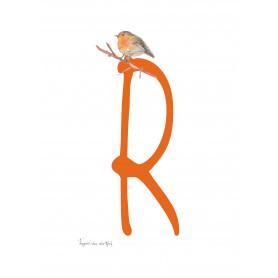 Fantasiebeestjes - Alfabet R