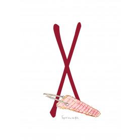 Fantasiebeestjes - Alfabet X