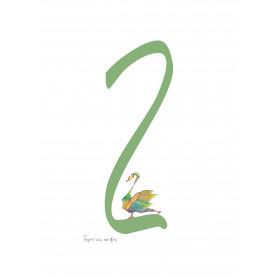Fantasiebeestjes - Alfabet Z