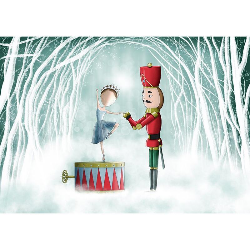 Ila Illustrations - the Nutcracker