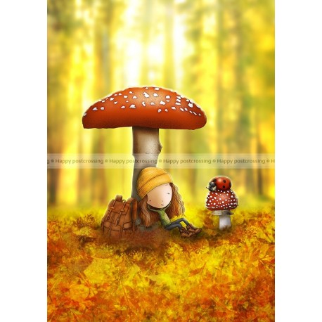 Ila Illustrations - Forest friends