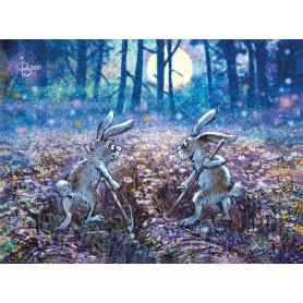 Rina Zeniuk Blue Cats - Hares