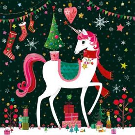 Mila Marquis - Christmas unicorn