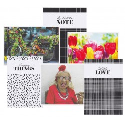 Set of 16 nice postcards