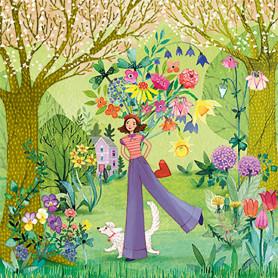 Mila Marquis - Flower gift