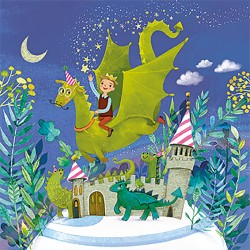 Mila Marquis - Green dragon