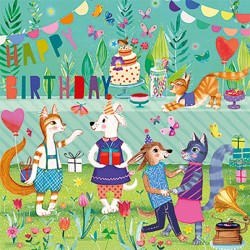 Mila Marquis - Birthday party