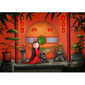 Ila Illustrations - Bonsai