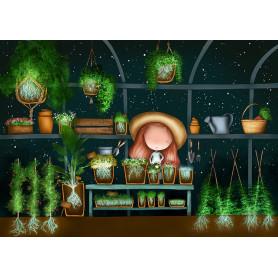 Ila Illustrations - Magic life