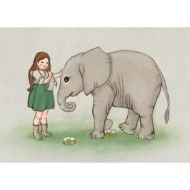 Belle & Boo - Baby elephant