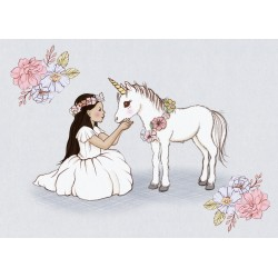 Belle & Boo - Baby unicorn
