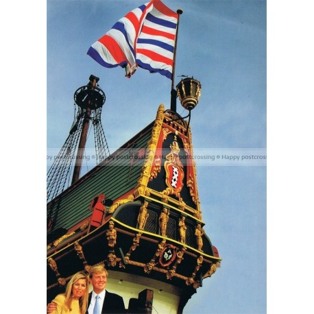 Willem & Maxima in Flevoland