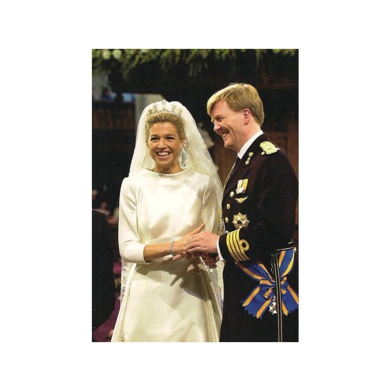 Maxima & Alexander huwelijk
