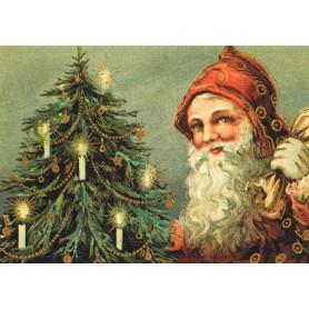 Kerstkaart 1910