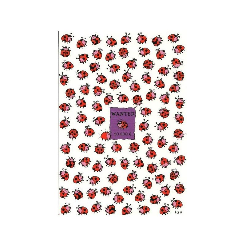 Ladybug Wanted