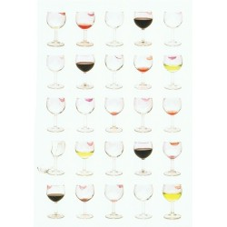 Multiple wineglasses
