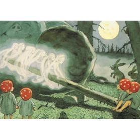 Elsa Beskow - spookjes