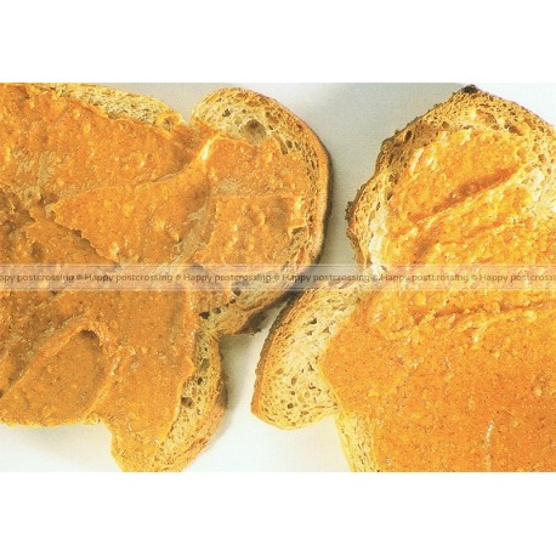 Broodje pindakaas