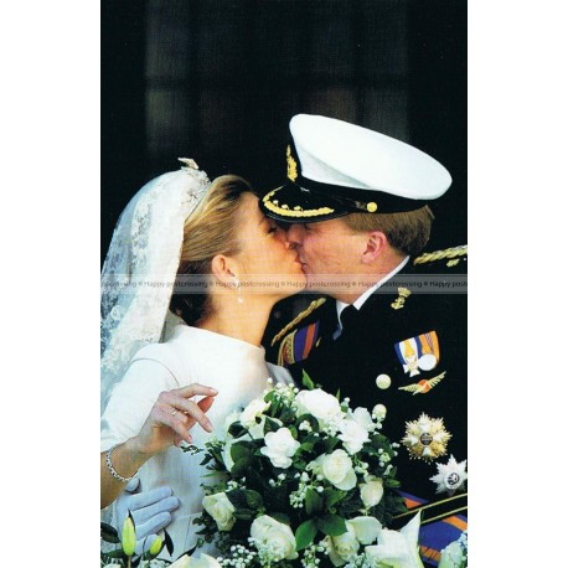 Maxima & Alexander bruiloft