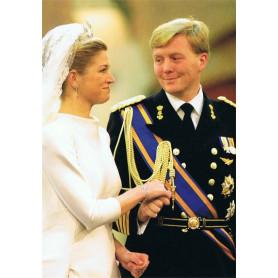 Huwelijk Maxima & Alexander