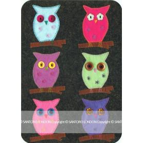 Santoro - Owls