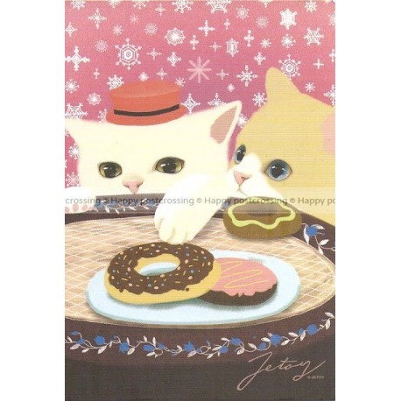 Jetoy - Donuts