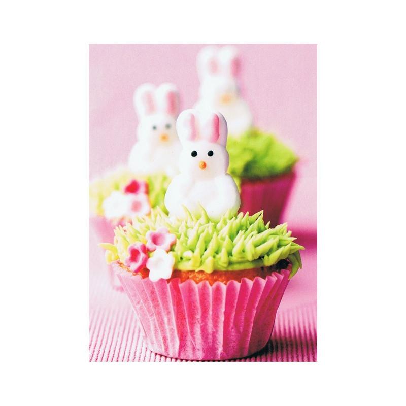 Cupcake met haasje