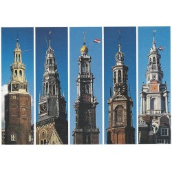 Five steeples