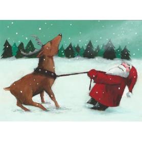 Kerstman Boycot