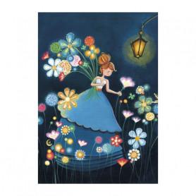 Marie Cardouat - Le bouquet lumineux