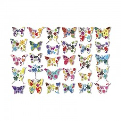 Multiple butterfly