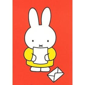 Nijntje ontvangt brief