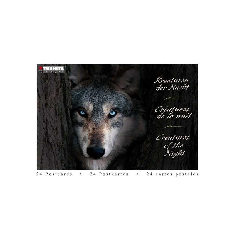 Postcardbook Creatures