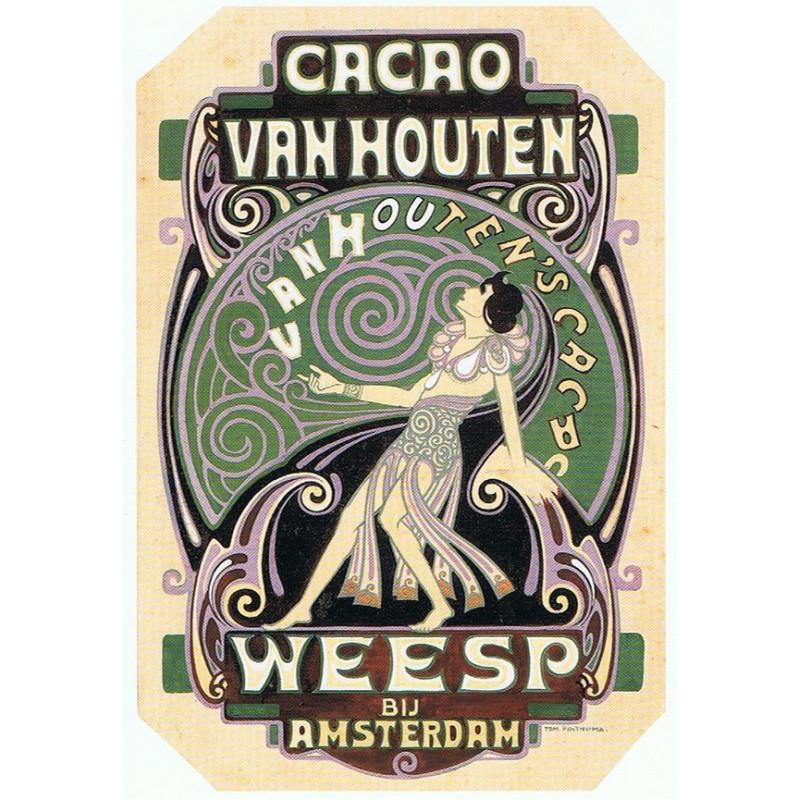 Van Houten Cacao 1920