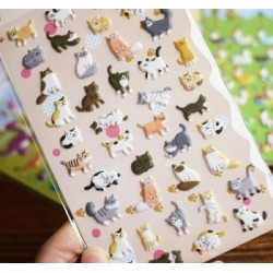 Happy Cat stickers