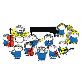 Nijntje in orkest