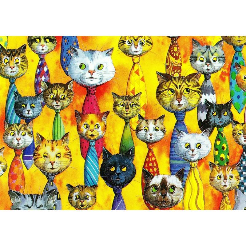 Tie Cats