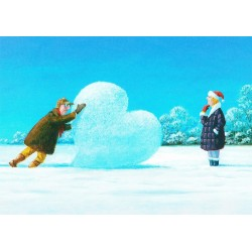 Sneeuwbal Hart