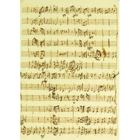 Mozart gecomponeerd 1766