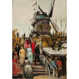 Vincent van Gogh - de Molen