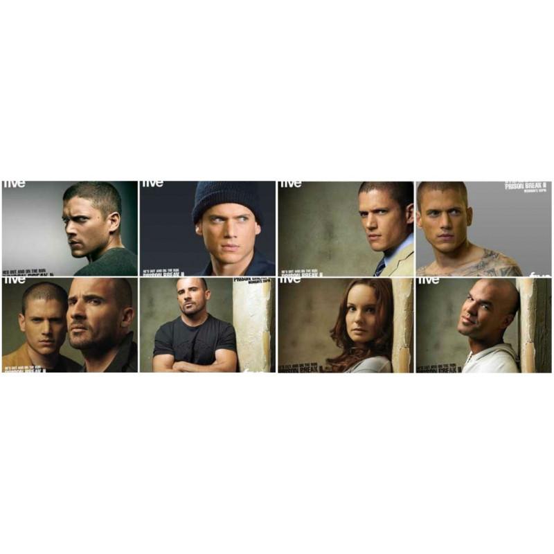 8x Prison Break
