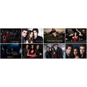 8x the Vampire Diaries